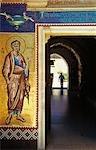 Cyprus,Marathasa area,Kykkos monastery.