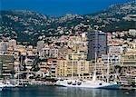 Monte Carlo Skyline,Monaco