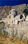 Monenvasia,Mani,Peloponnese,Greece