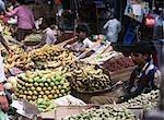 Fruit market,Himachal Pradesh,India