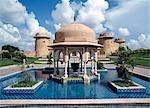 L'hôtel Oberoi Rajvilas, Jaipur, Inde