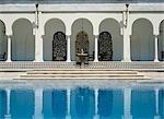 L'hôtel Oberoi Amarvilas, Agra, Inde