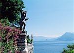 Jardin de Isola Bella, lac majeur, Lombardie, Italie