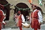 Reinassance parade,Monterubbiano,Marches,Italy.