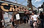Camden Market,London,England,UK