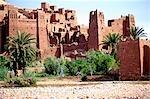 Ancienne ville de Ait Benhaddou, Maroc