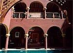 Riad Noga, Marrakech, Maroc.
