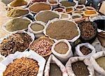 Souk spices,Marrakesh,Morocco