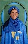 Local Berber,Rissani,Morocco