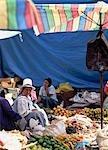 Quechua Market,Urubamba Valley,Peru