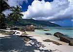 Beau Vallon Bay,mahe,Seychelles