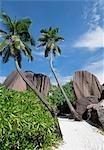 Source D'Argent,La Digue,Seychelles.