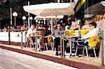Tapas bar in new port area,Barcelona,Spain