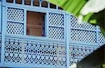 Traditional window details,Stone Town,Zanzibar,Tanzania.