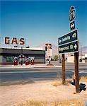 Gas Station,Rt. 178,CA,USA,California,USA