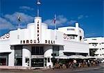 Jerrys Famous Deli,South Beach,Miami,Florida,USA