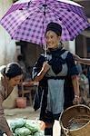 Minorité femme, Sa Pa, Vietnam