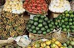 Lemo and lime market,Dalat,Central Highlands,Vietnam