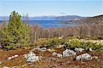 Altafjorden, Alta, Norvège