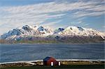 Ofotfjorden, Near Narvik, Norway