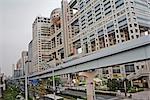 Fuji Television Building, Odaiba, Tokyo, Japan