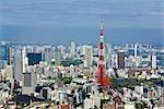 Tokyo Tower, Tokyo, Kanto Region, Honshu, Japan