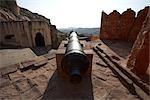 Cannon, Mehrangarh Fort, Jodhpur, Rajasthan, India