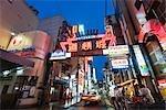 Neon Signs in Dotonbori, Namba, Osaka, Japan