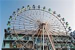 Sunshine Sakae Ferris Wheel, Nagoya, Aichi Prefecture, Chubu, Japan