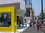 Boutique à Harajuku