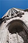 Tribune Building, Magnificent Mile, Chicago, Illinois, United States of America, North America