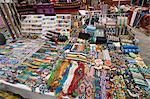 Sur le marché des artisans, San Miguel de Allende (San Miguel), état de Guanajuato, au Mexique, en Amérique du Nord