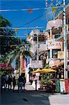 Playa del Carmen, south of Cancun, Yucatan, Mexico, North America