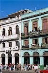 La Havane, Cuba, Antilles, l'Amérique centrale