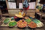 Market, Rantepao, Toraja area, Sulawesi, Indonesia, Southeast Asia, Asia