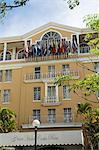 Gran Hotel in the center of San Jose, Costa Rica, Central America