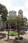 La Cathédrale Metropolitana, San Jose, Costa Rica, l'Amérique centrale