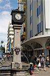 Clock tower, San Jose, Costa Rica, Central America