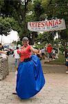 Fêtes locales, Grecia, hauts plateaux du centre, Costa Rica, Amérique centrale
