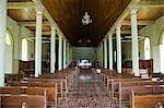 Iglesia de Sarchi church, Sarchi, Central Highlands, Costa Rica, Central America