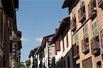 St. Jean Pied de Port, Basque country, Pyrenees-Atlantiques, Aquitaine, France, Europe