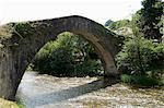 The River Nive, St. Etienne de Baigorry, Basque country, Pyrenees-Atlantiques, Aquitaine, France, Europe