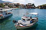 Assos, Kefalonia (Céphalonie), îles Ioniennes, Grèce, Europe