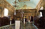 900 Jahre alte Anogi Kirche mit 500 Jahre alten Fresken, Anogi, Ithaka, Ionische Inseln, Griechenland, Europa