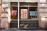 Galerie d'art, Soho, Manhattan, New York City, New York, États-Unis d'Amérique, Amérique du Nord