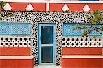 Restaurant at Calhau, Sao Vicente, Cape Verde Islands, Africa