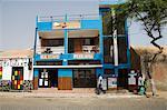 Estate agents, Santa Maria on the island of Sal (Salt), Cape Verde Islands, Africa