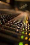 Conseil de mixage de Studio