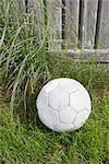 Fußball Ball, Ringkoebing, Midtjylland, Jütland, Dänemark