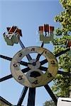 Grande roue, jardin de Tivoli, Copenhague, Sealand Nord, Danemark